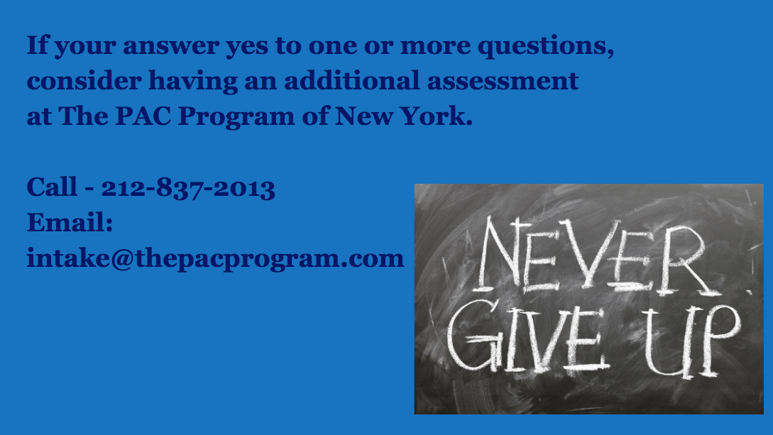 Join the Pac Program outpatient substance use treatment in New York City